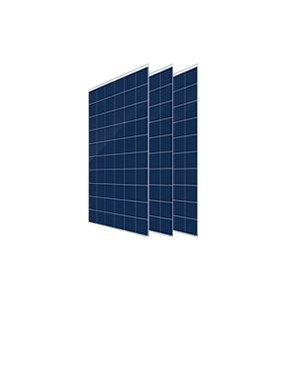 天合光伏320W-325W多晶硅光伏板價格5柵線