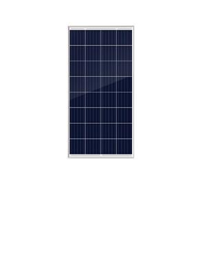 墨格145W32片串多晶太陽能電池板,5年產品質保,25年使用壽命