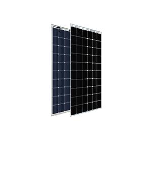晶澳太陽能305W雙面太陽能電池板價格