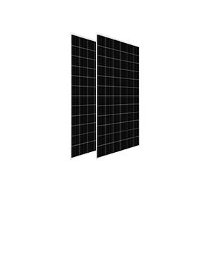 晶澳太陽能365-370W單晶太陽能電池板價格