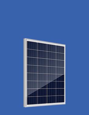 墨格100W32片串多晶太陽能電池板,5年產品質保,25年使用壽命